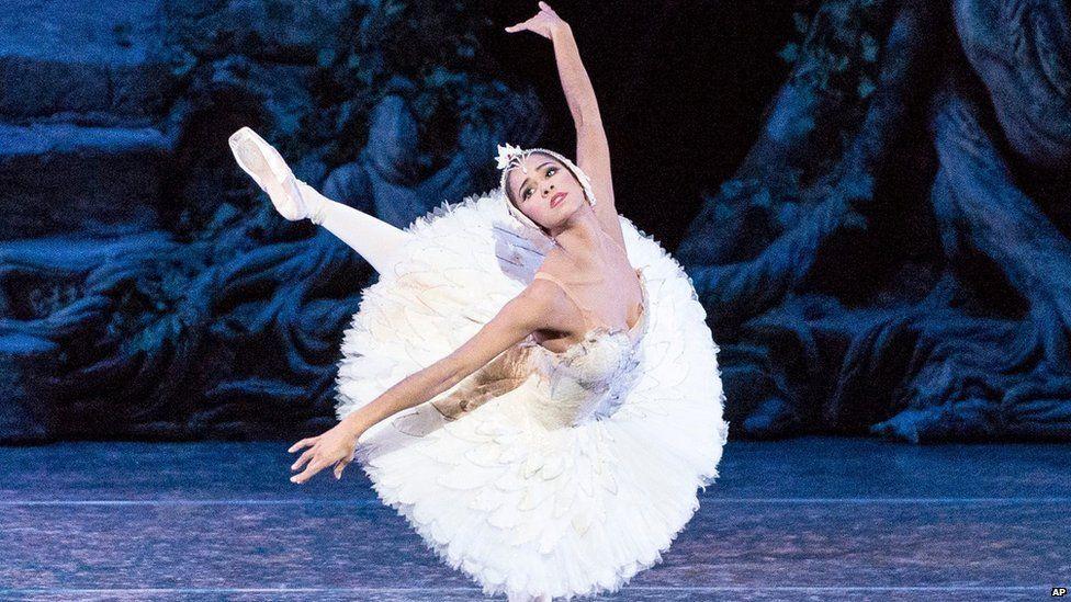 Dancer Misty Copeland