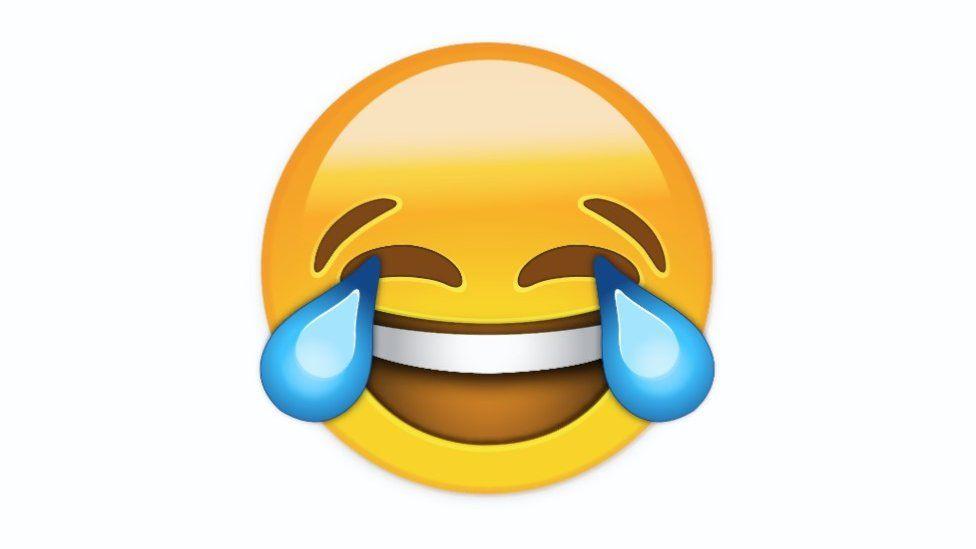 Tears of joy emoji