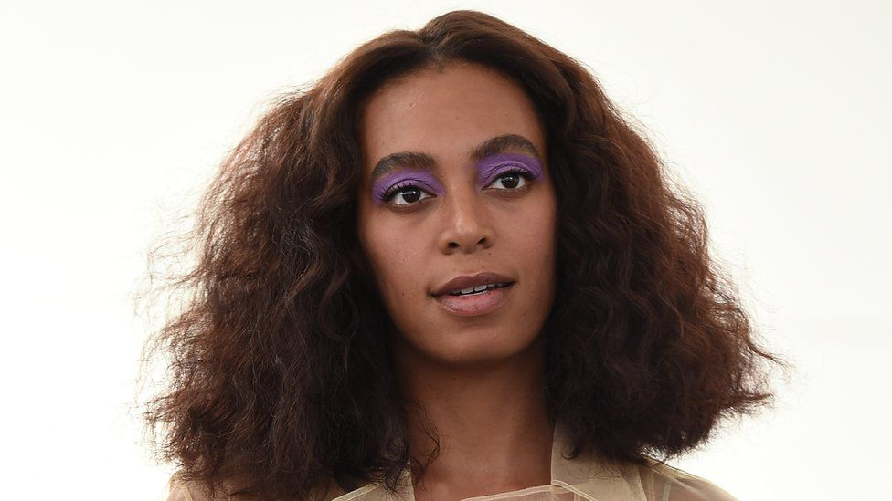 Solange Knowles Hits Back Over Racist Abuse At Gig Bbc Newsbeat