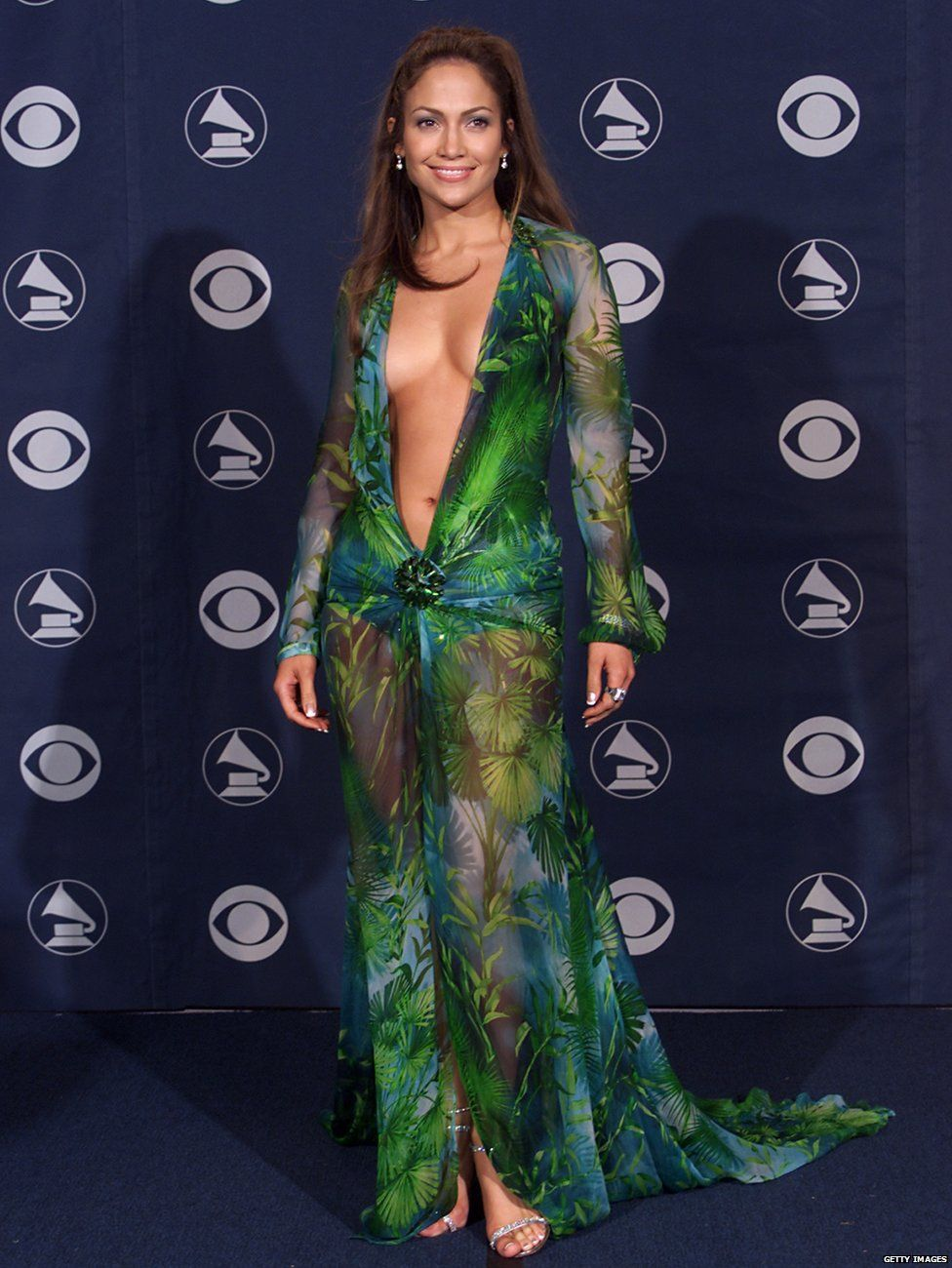 How A Jennifer Lopez Dress Helped Lead To The Launch Of Google Images
