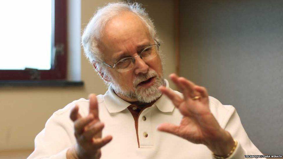 Professor Ronald C. Arkin