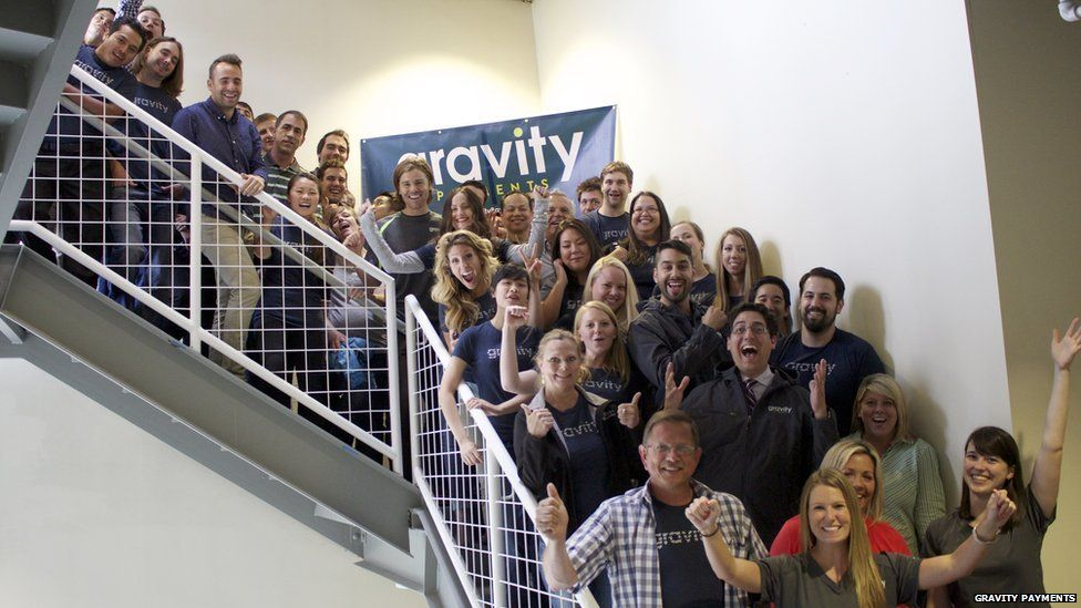 Gravity Payments team