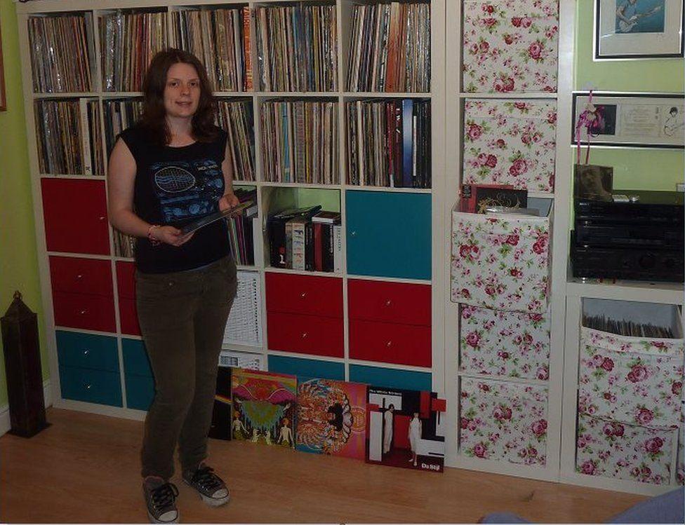 Fernanda and records