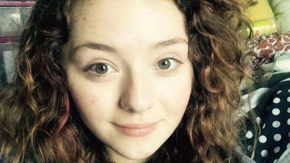 18-year-old Faith