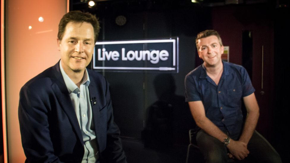 Nick Clegg and Chris Smith