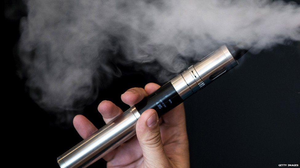 An E-cigarette