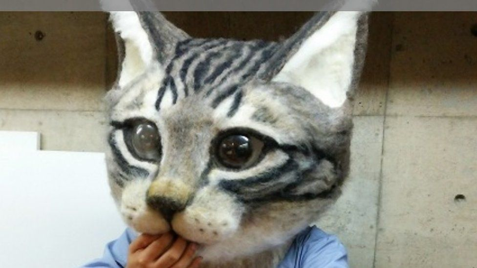 Is this the best animal costume ever made?
