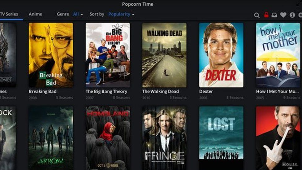 Why Is Popcorn Time So Popular?