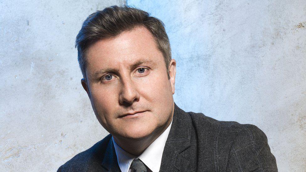 Controller of Radio 1 Ben Cooper