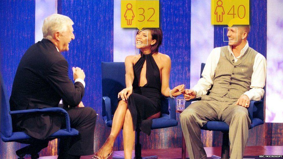 David and Victoria Beckham in September 2001