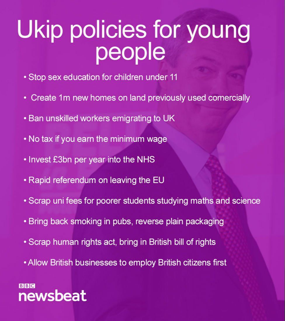 election 2015 pledges made to you on one page bbc newsbeat