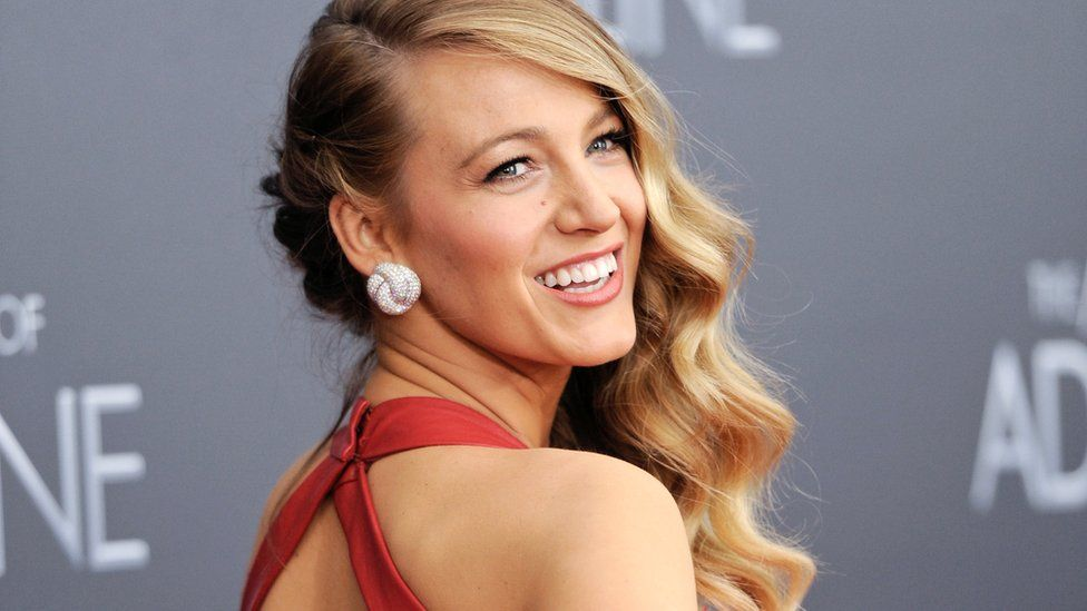 Blake Lively On Losing Her Baby Weight Who Cares Bbc
