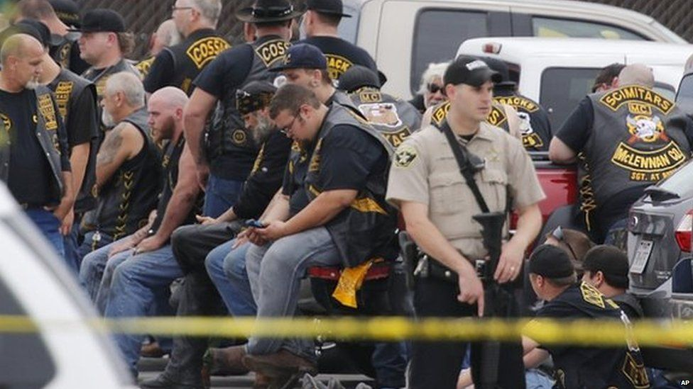Waco Biker Shoot Out Facts About The Bandidos And The