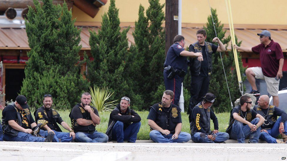 Waco biker shoot-out: Facts about the Bandidos and the