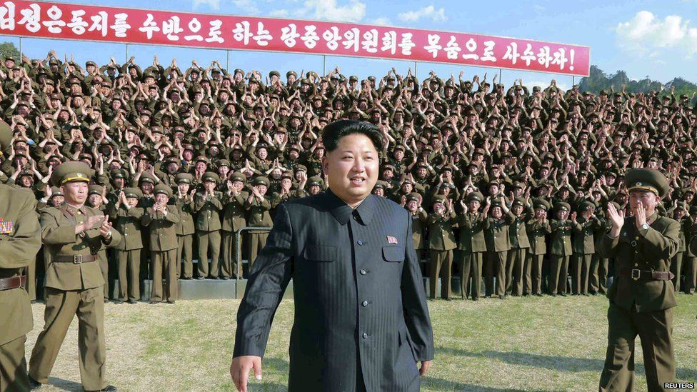 Fake War North Korea And A History Of Dummy Weapons Bbc