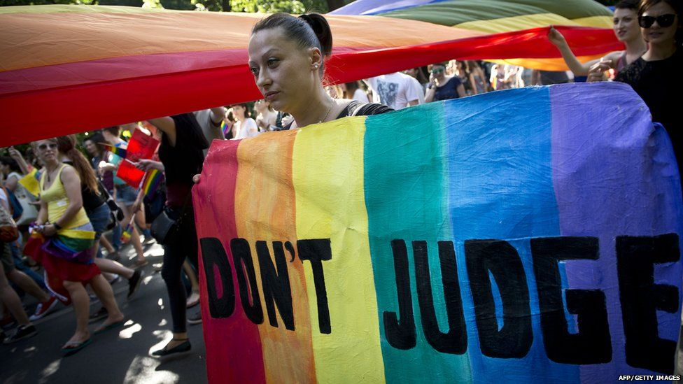 on gay pride as a prevention measure
