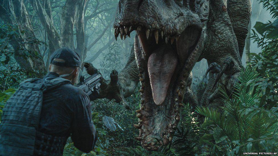 Dinosaurs In New Jurassic World Film Divide The