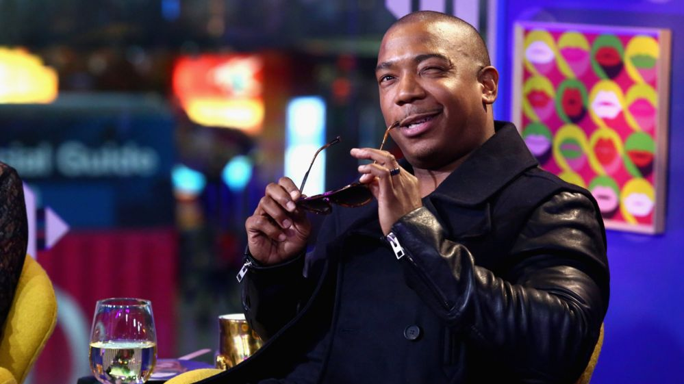 Rapper Ja Rule onstage at the 'Girl Code Live' Season Finale Episode at MTV Studios on November 2, 2015 in New York City