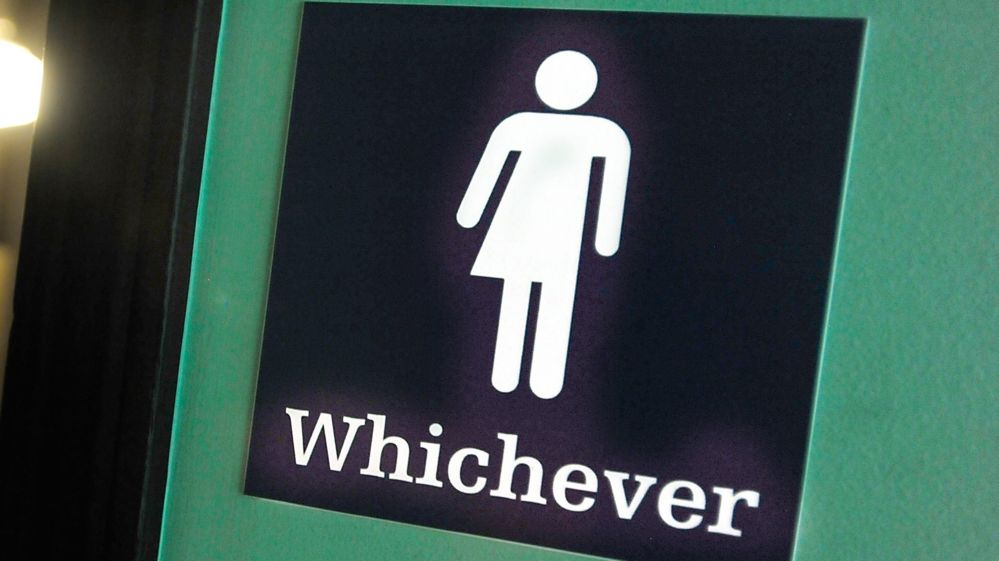 Bathroom Door Signs Uk unisex toilet plan ditched at london school because of gap at