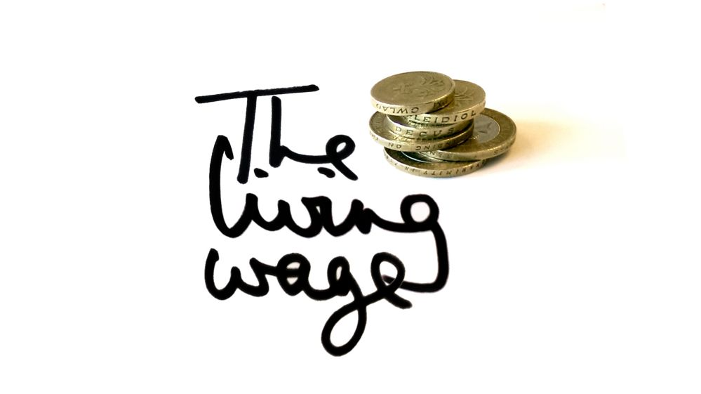 The Living Wage £9