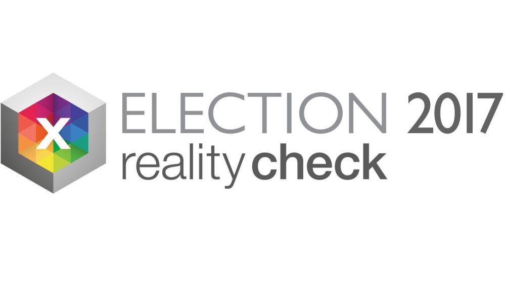 Election 2017 Reality Check