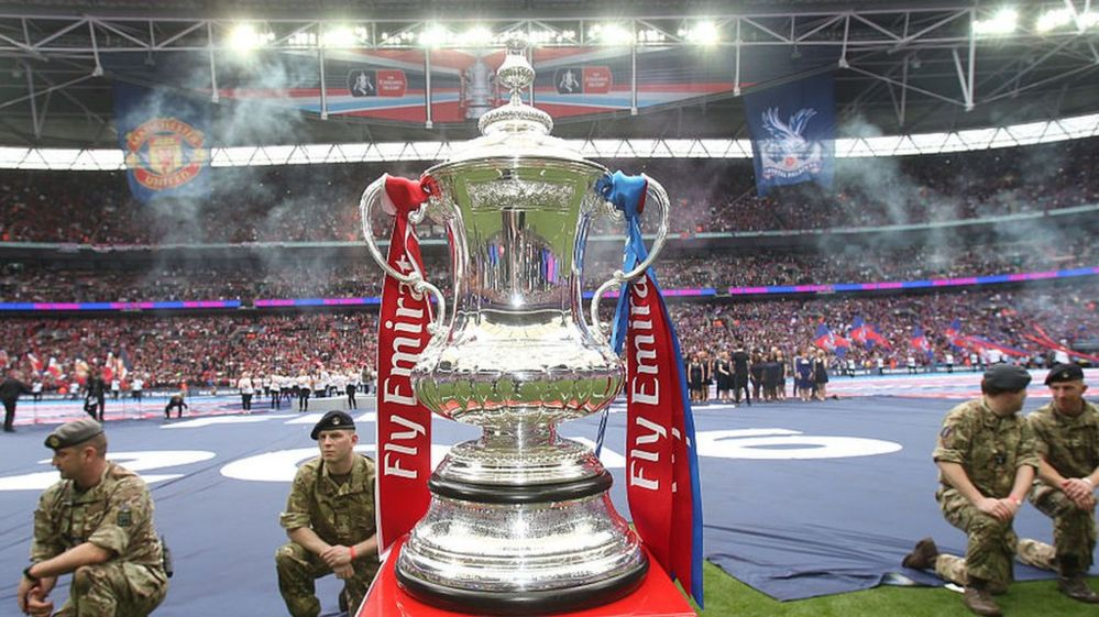 fa cup teams still in