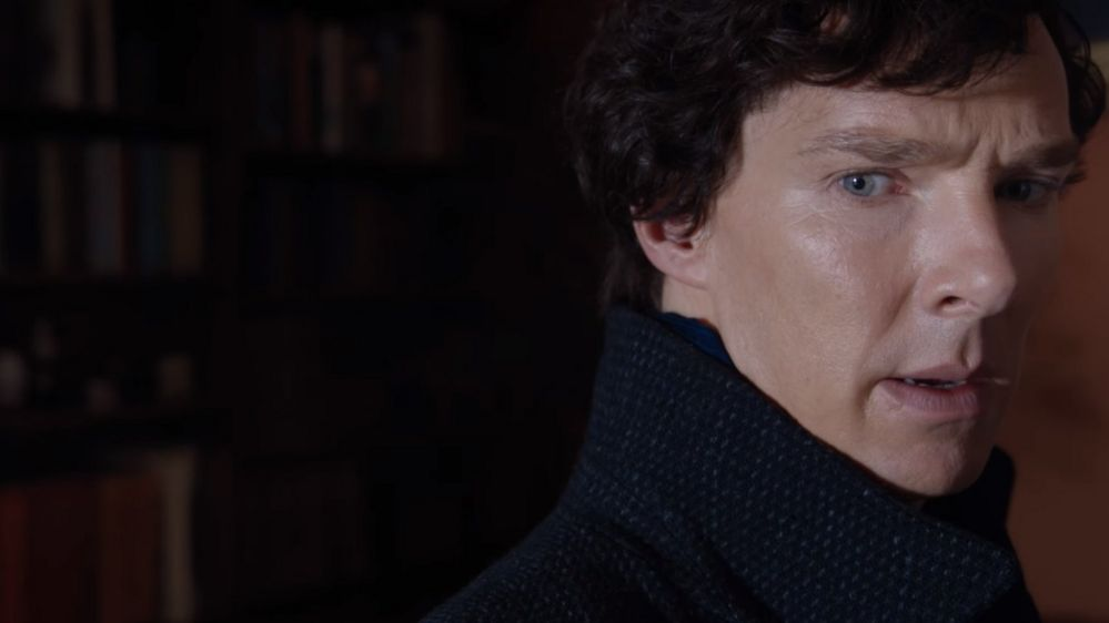 Sherlock is set to be action packed