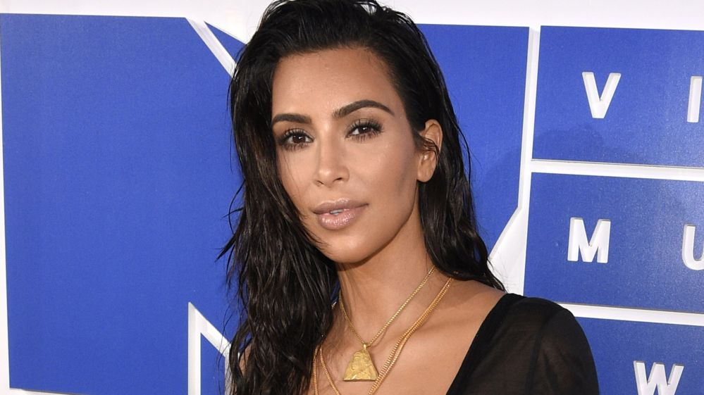 Kim Kardashian West (file image)