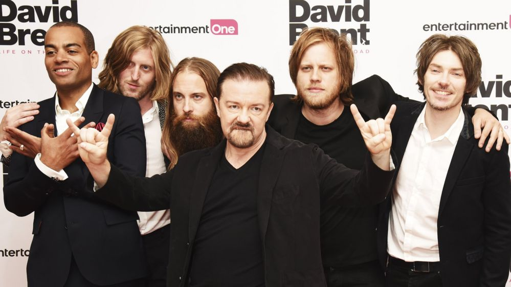 Out of Office. Gervais says David Brent must die
