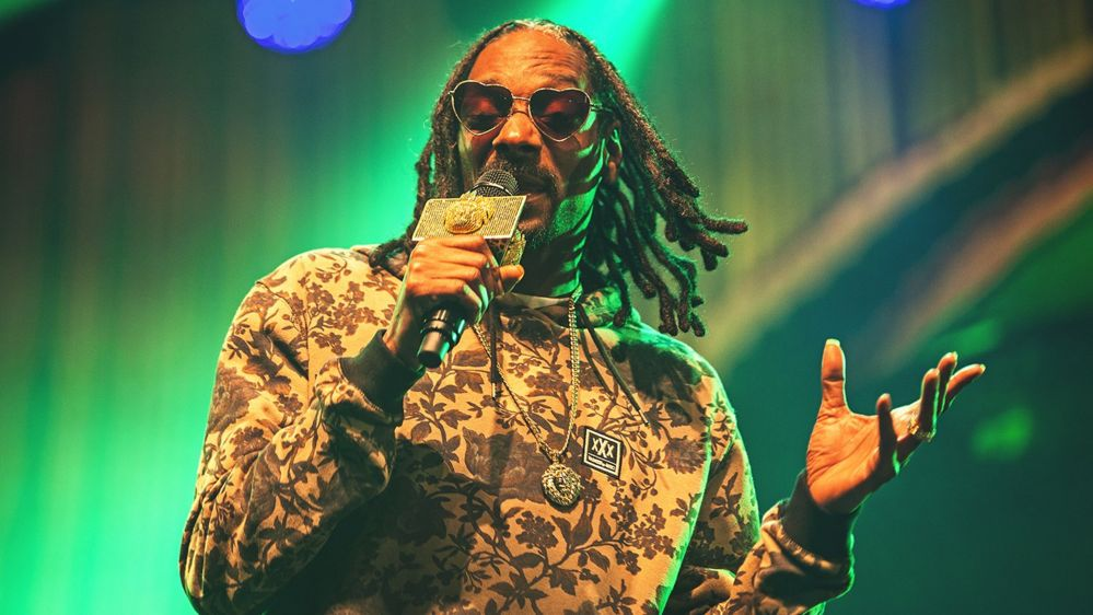 Snoop Dogat Boardmasters
