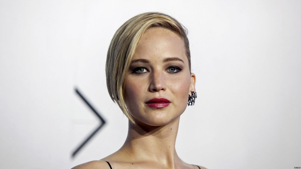 Jennifer Lawrence has played Katniss Everdeen in the Hunger Games and Mystique in X-Men.
