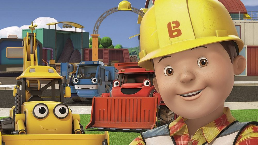 bob the builder gets a makeover with new look and voice bbc newsbeat