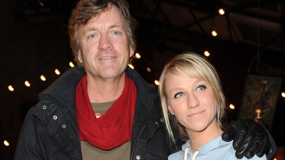 Richard and Chloe Madeley