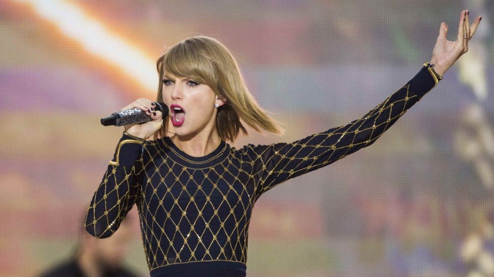 Taylor Swift Announces Uk Dates In June 2015 Bbc Newsbeat
