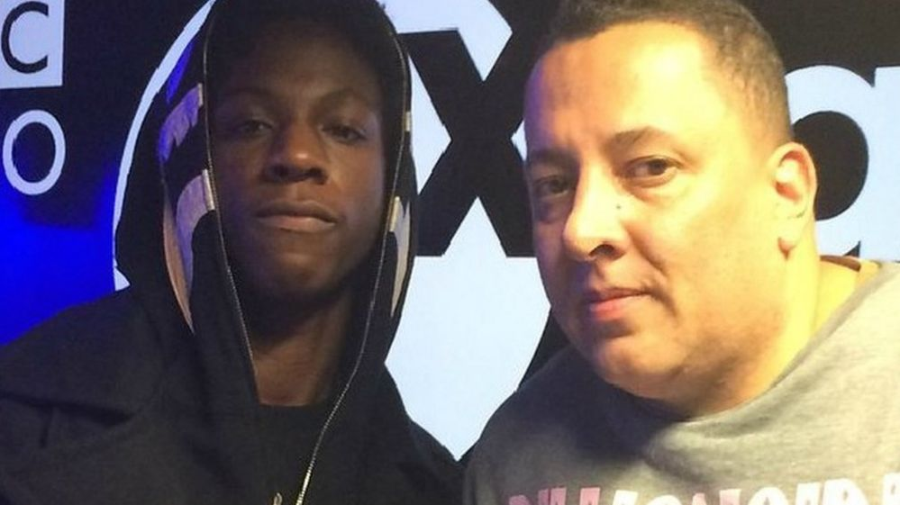 Joey Bada$$ and Dj Semtex
