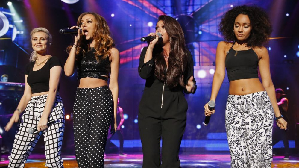 Little Mix's new single leaked online - BBC Newsbeat