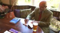Godfrey Bloom book-signing