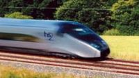 How an HS2 train might look