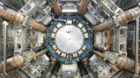 The ATLAS experiment at CERN which found the Higgs boson
