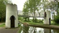 This 200 year old footbridge will be restored as part of the Tame Valley scheme