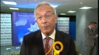 Defeated Lib Dem MEP Bill Newton-Dunn