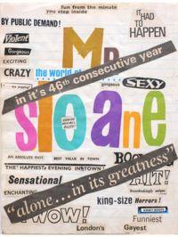 Mr Sloane poster