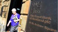 RBS old HQ in Edinburgh