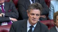 Lord Hill in House of Lords, file pic