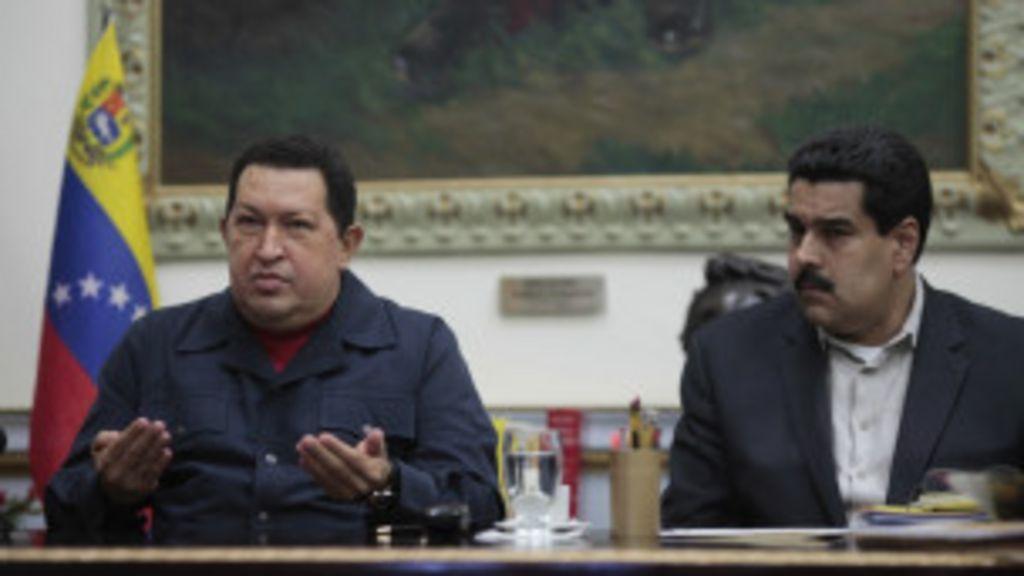 Ex-motorista de ônibus, Maduro foi indicado por Chávez como ...