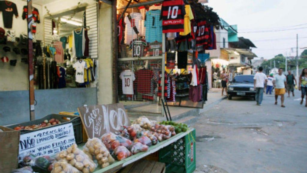'Quero famílias da favela na classe A', diz criador de shopping no ...