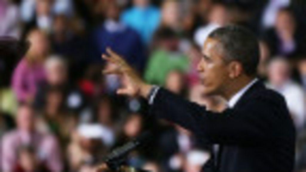 Declaração de imposto de renda revela ganhos menores de Obama ...