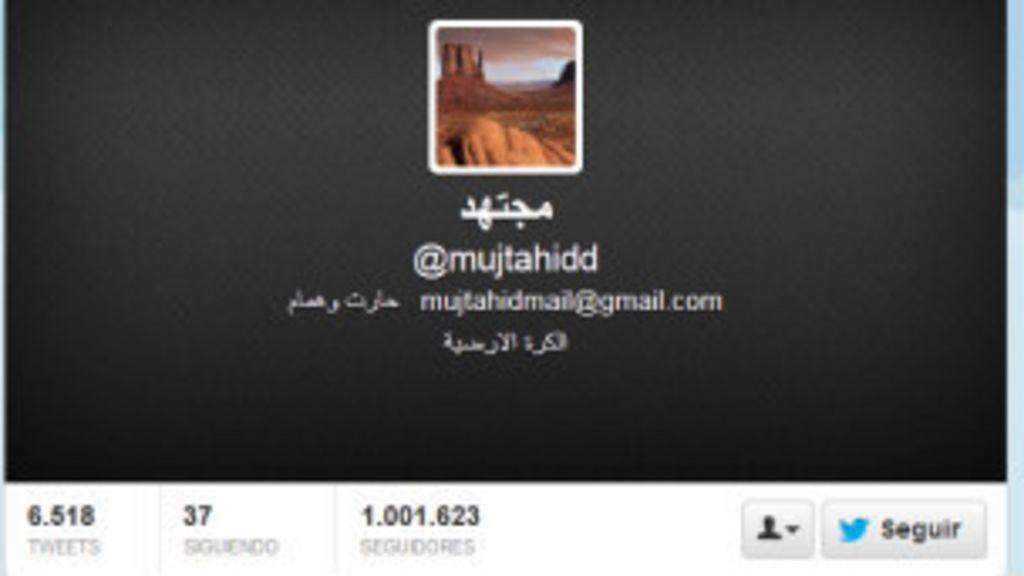 El tuitero que tiene en jaque a la realeza saudita - BBC Mundo