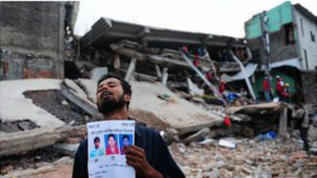 Desabamento em Bangladesh revela lado obscuro da indústria de ...