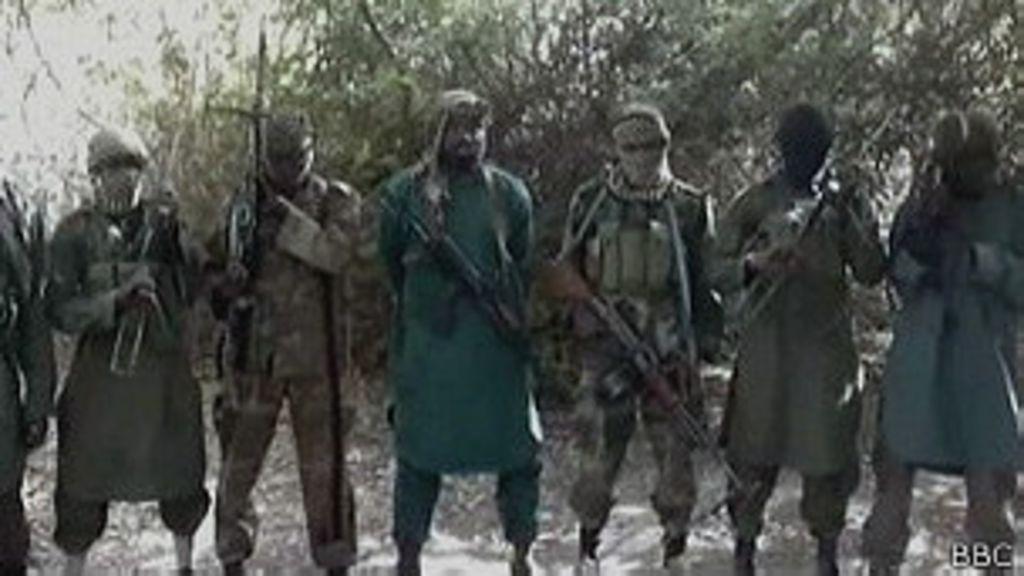 An kashe mutane casa'in a Beni Sheik - BBC Hausa